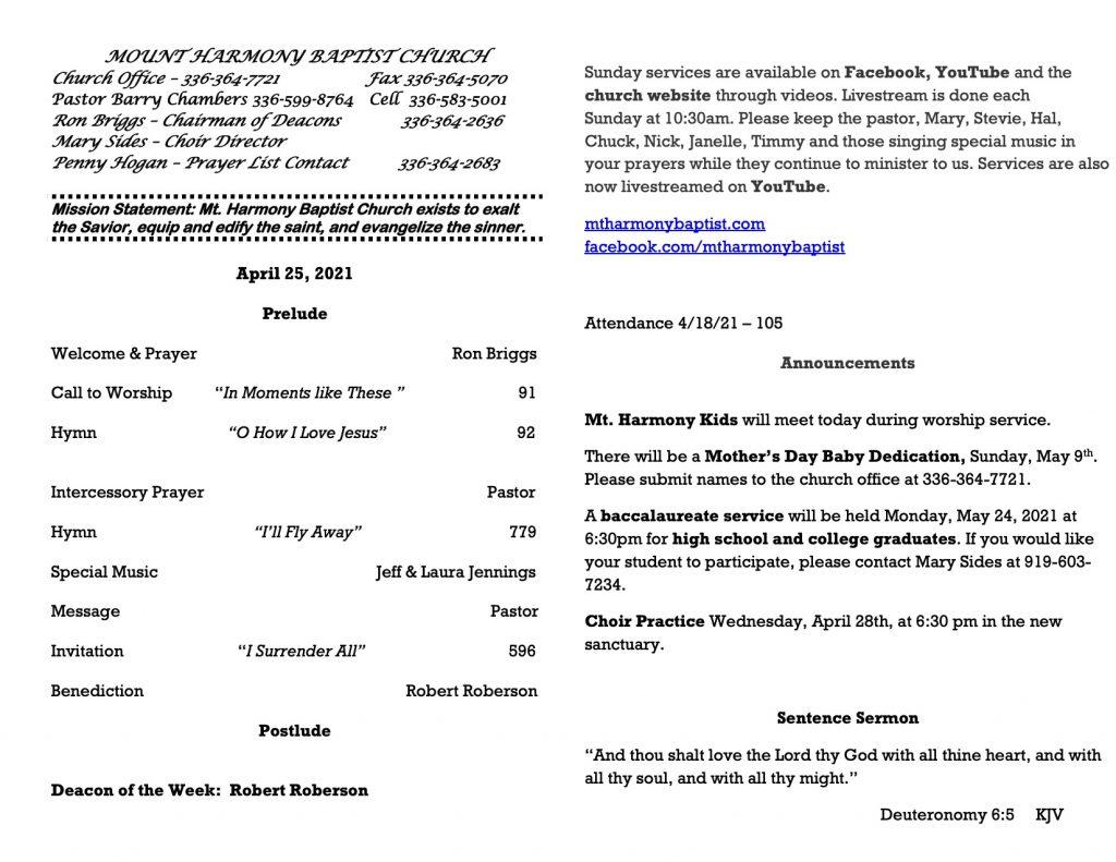 Bulletin-2021-04-25